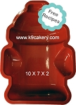Fire Hydrant Silicone Cake Pan (7