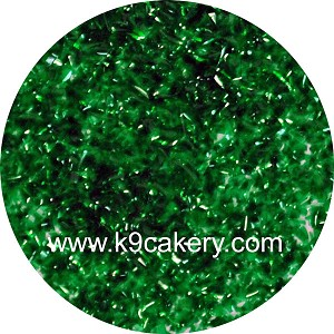 Sugar Free Green Glitter (1 oz.)