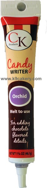 3-D Colored Writer Orchid (1 5/8 oz.)