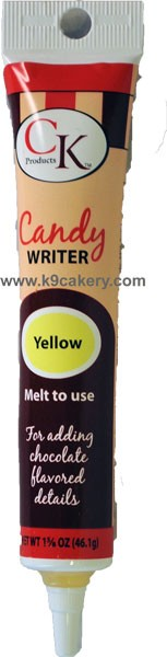 3-D Colored Writer Yellow (1 5/8 oz.)