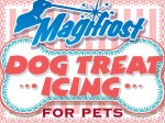10 Ounces - Tapioca Dog Treat Icing Mix - White