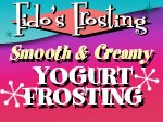 Natural, Sugar Free Yogurt Frosting Mix (10 oz.) (Makes 1 2/3 cups)