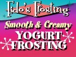 Natural, Sugar Free Yogurt Frosting Mix (10 lb.)